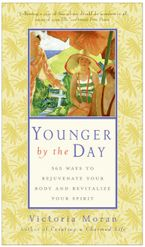 Younger by the Day Paperback  by Victoria Moran