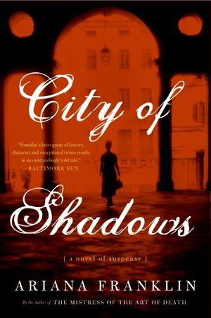 City of Shadows book image