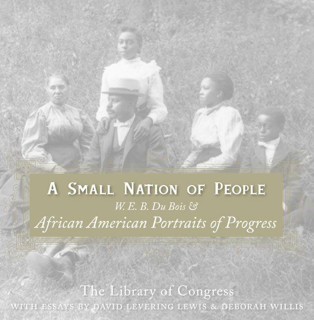 A Small Nation Of People David Levering Lewis Deborah border=