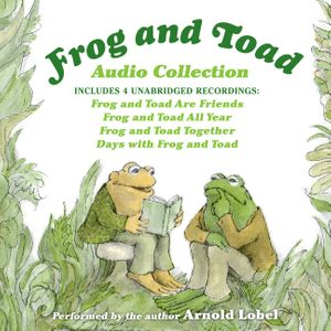 Frog and Toad Audio Collection book image