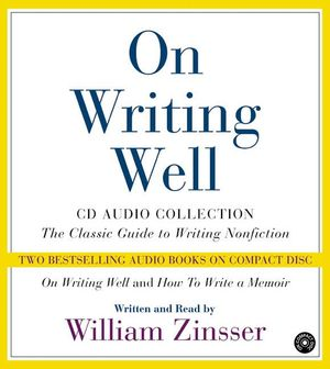 On Writing Well Audio Collection book image