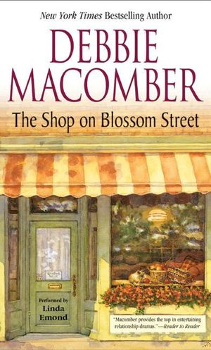The Shop on Blossom Street book image