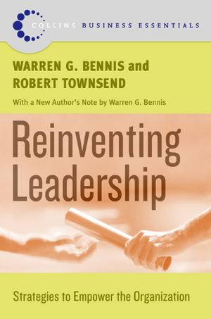 Reinventing Leadership book image