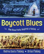 Boycott Blues Hardcover  by Andrea Davis Pinkney