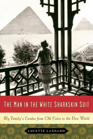 The Man in the White Sharkskin Suit book image