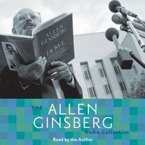 Allen Ginsberg Poetry Collection book image
