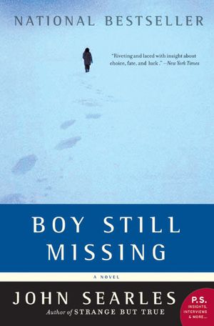 Boy Still Missing book image