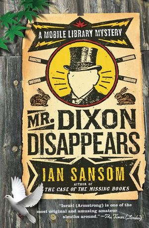Mr. Dixon Disappears book image