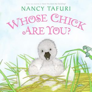 Whose Chick Are You? book image