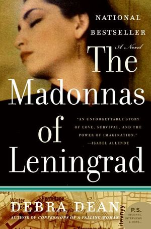 The Madonnas of Leningrad book image