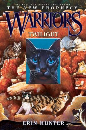 Warriors: The New Prophecy #5: Twilight book image