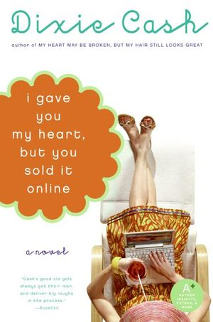 I Gave You My Heart, but You Sold It Online book image