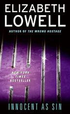 Innocent as Sin Paperback  by Elizabeth Lowell