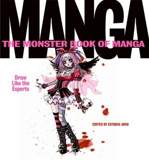 The Monster Book of Manga book image