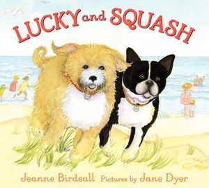 Lucky and Squash book image