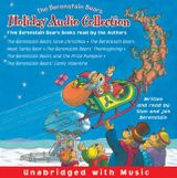 The Berenstain Bears Holiday Audio Collection