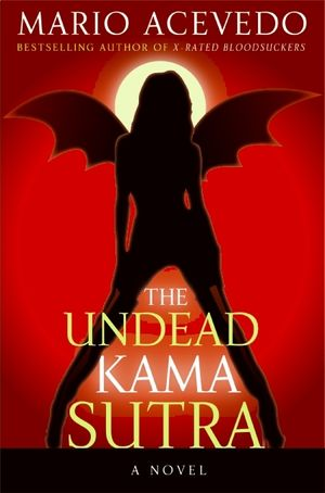 The Undead Kama Sutra book image
