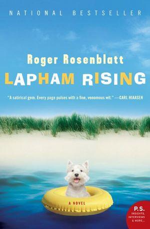 Lapham Rising book image