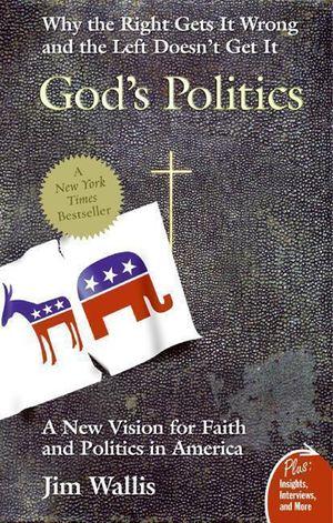 God's Politics book image