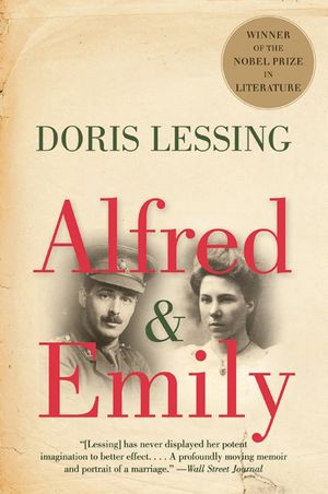 Alfred and Emily book image