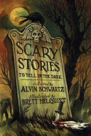 Scary Stories to Tell in the Dark book image