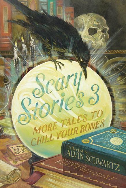 Scary Stories 3 Alvin Schwartz Hardcover