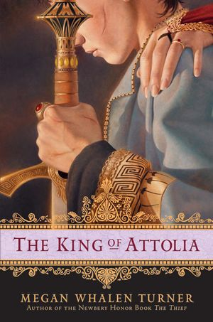 The King of Attolia book image
