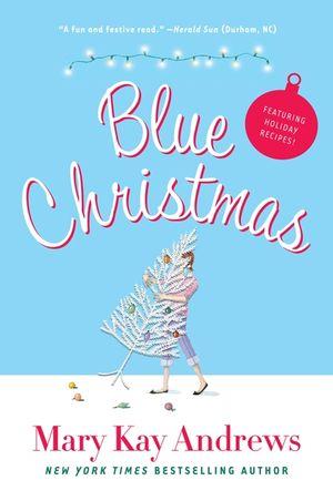 Blue Christmas book image