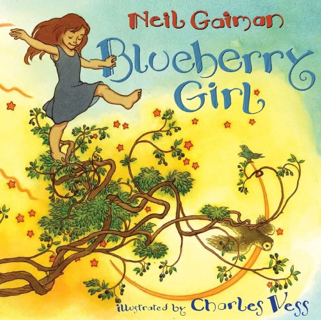 Image result for blueberry girl cover