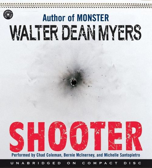 monster walter dean myers Get an answer for 'what are some racist quotes that are found throughout the novel monster by walter dean myers' and find homework help for other monster.