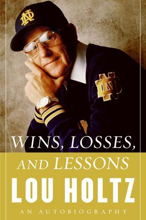 Wins, Losses, and Lessons book image