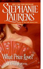 What Price Love? Paperback  by Stephanie Laurens