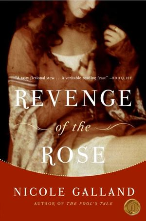 Revenge of the Rose book image
