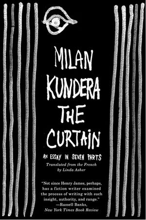 The Curtain book image
