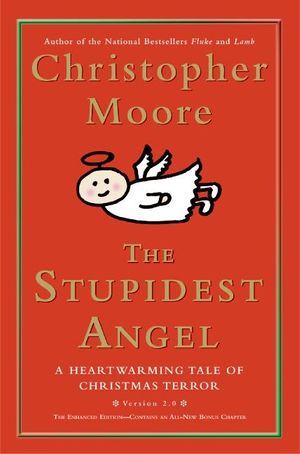 The Stupidest Angel book image