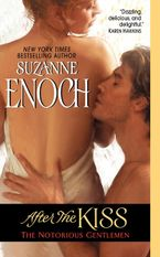 After the Kiss Paperback  by Suzanne Enoch