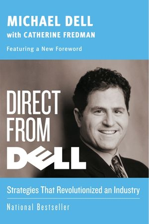 Direct from Dell book image