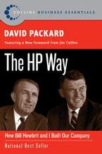 The HP Way Paperback  by David Packard