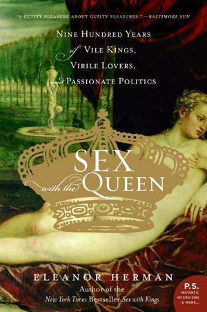 Sex with the Queen book image