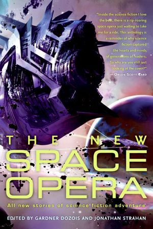 The New Space Opera book image