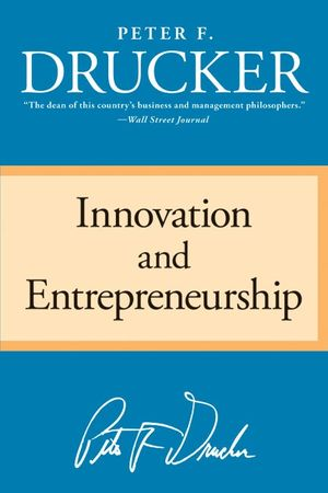 Innovation and Entrepreneurship book image