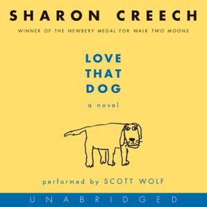 Love That Dog CD