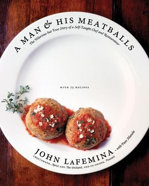 A Man and His Meatballs book image