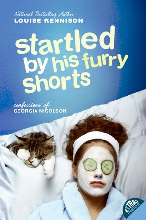 Startled by His Furry Shorts book image