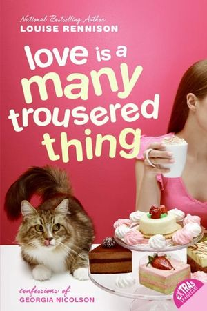 Love Is a Many Trousered Thing book image