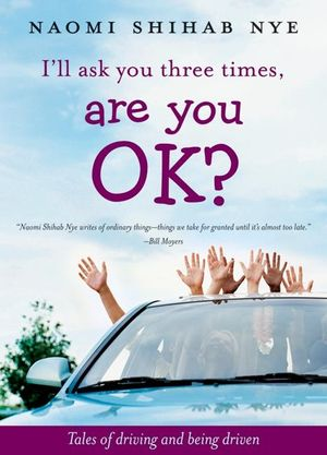 I'll Ask You Three Times, Are You OK? book image