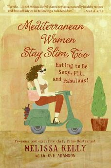 Mediterranean Women Stay Slim, Too