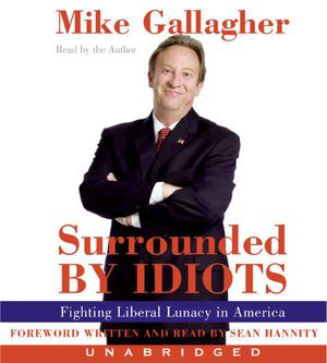 Surrounded by Idiots book image