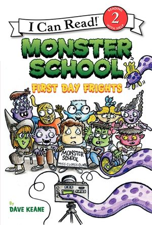 Monster School: First Day Frights book image