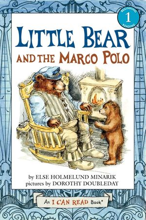 Little Bear and the Marco Polo book image